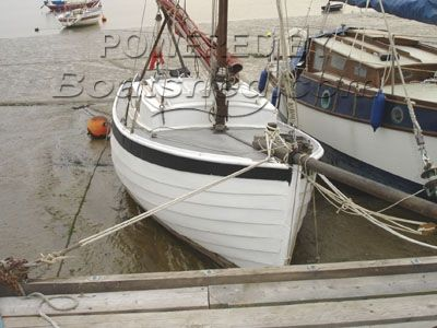 18ft Gaff Cutter