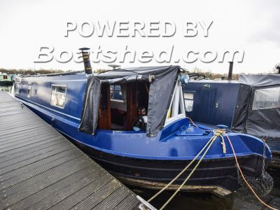Narrowboat 40ft with Mooring