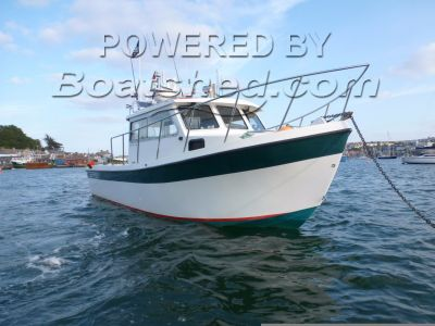 Osprey 26 Pilothouse Long Cabin
