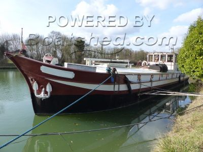 Dutch Barge Klipper Superb Cruising Or Liveaboard Barge