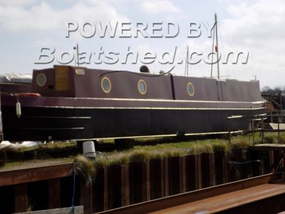 Canal Boat K. Page