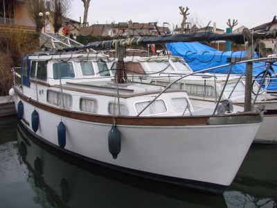 Motor Sailor 30-ft