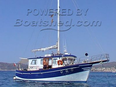 Motor Sailor 12m Trawler