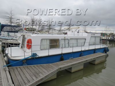 Motor Cruiser 38 ft ESPADE