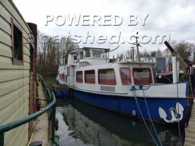 Steel Passenger Vessel