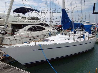 Nordic Yachts 44 Fast Cruiser