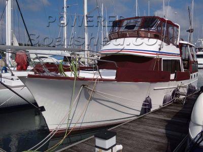 Sea Ranger 45 Trawler Yacht
