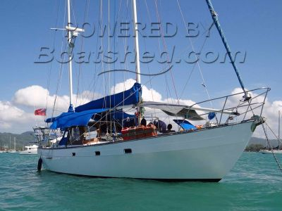 Carbineer Yachts ( Australia ) 46 Pilot House Ketch