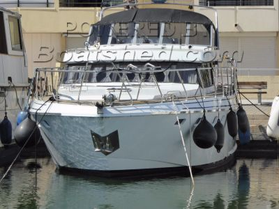 Vandervalk Valk Vitesse 56 Displacement cruiser sea or inland