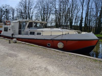 Inland Waterways Cruiser SNAILY 360 C