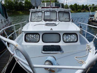 Dutch Steel Motor Cruiser PEDRO 1000