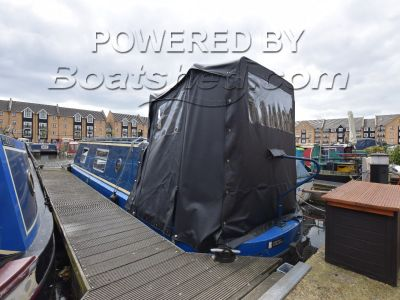 Narrowboat 30ft Cruiser Stern