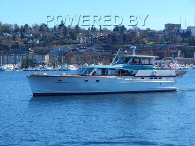 Matthews 52' Flush Deck Motoryacht