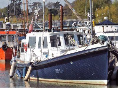 Ex RNLI Lifeboat Watson 46ft