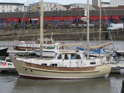 Fisher Northeaster 30 Motorsailer