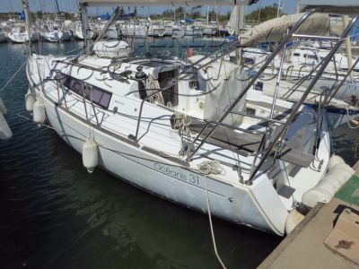 Beneteau Oceanis 31 As New , All extras