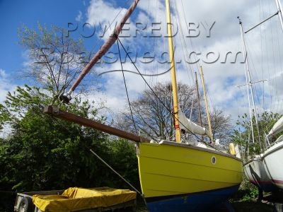 Cornish Crabber Yawl