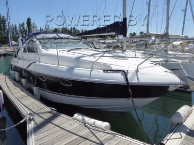 Fairline Targa 38 Soft top sports cruiser as new