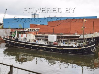Dutch Barge 86ft Project