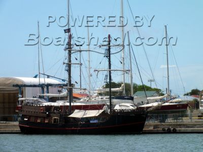 Custom Pirate Ship / Day Charter Vessel