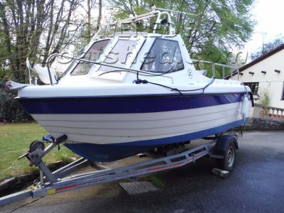 Warrior 175 Multi-purpose Fishing Boat