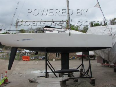 Corby 29 IRC Racer