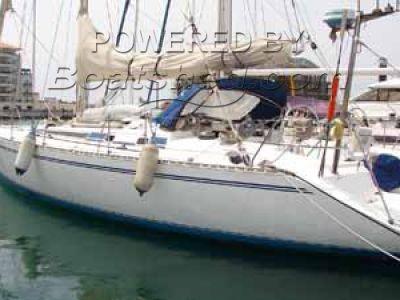 Sovereign 54 Blue Water Cruiser
