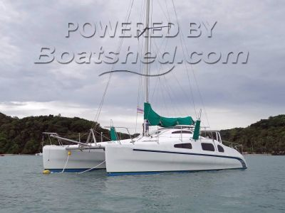Latitude 8 SummerHaven 10.65 Catamaran