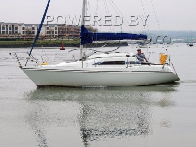 Hunter 27 00D Offshore One Design
