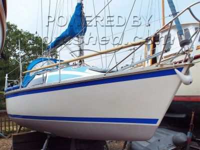 Superseal by Parker 26ft Lift Keel
