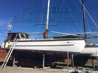 Cutter Yacht 36