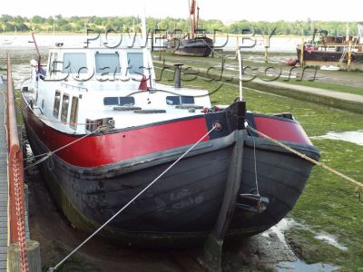 Dutch Barge 20m Proven Cruising Vessel