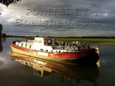 Dutch Barge 20m Mooring Available
