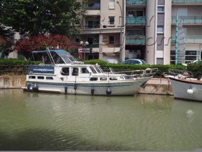 Pedro 36 mooring available