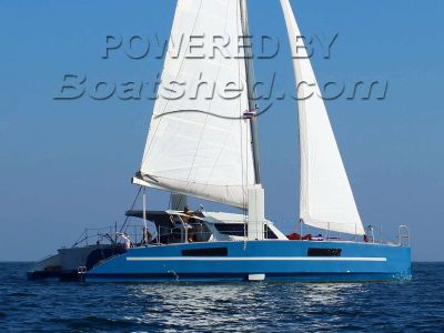 Catathai Pahi 50 Fast Cruising Catamaran