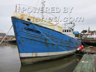 Trawler Traditional 73 Conventional Long Keel