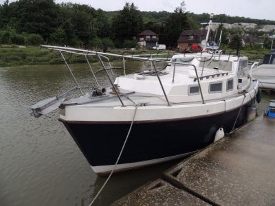 Colvic Family Fisher 25ft