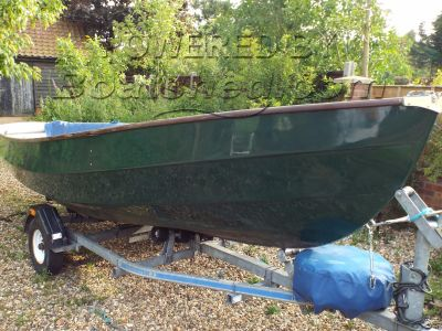 Cornish Coble Dayboat