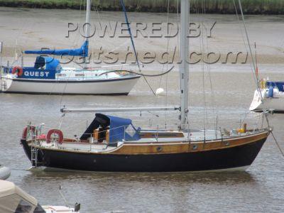Rossiter Yachts Curlew Sloop