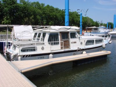 Dutch Steel Cruiser river cruiser