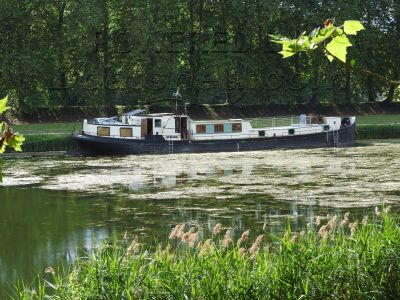 Dutch Barge 30m Certificat Communautaire