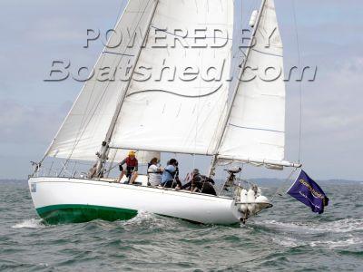 Oceantuff 53 Test Boat