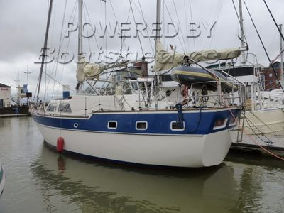 Self Build Cutter Rigged Ketch 12.5m