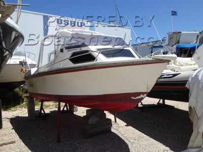 jouandoudet Guppy 560 Cabin cruiser with trailer, motor 4 years old 40 hours