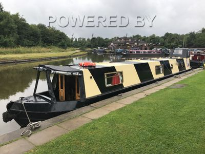 Narrowboat 56ft Semi Trad