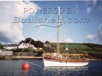 Falmouth Working Boat LOA 8.5m
