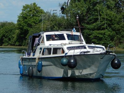 Dutch Motor Cruiser FLEVO Waterland 850