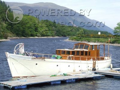 Millars Of Fife Gentlemans Motor Yacht