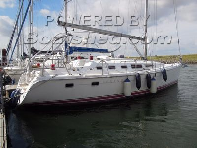 Hunter Legend 38