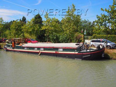Aak Dutch Barge Hagenaar live aboard barge
